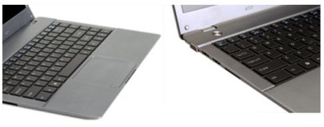 клавиатура ультрабука desten